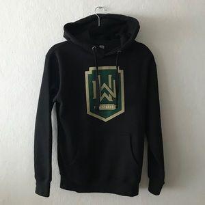 Unisex Premium Hooded Pullover Sweatshirt